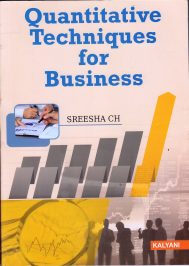 Quantitative Techniques fot Business 01
