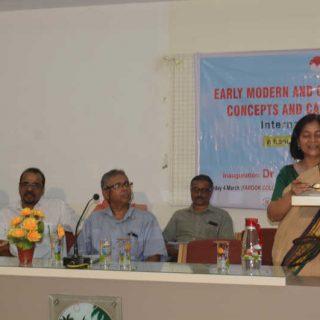 Prof. SEEMA ALAVI, UNIVERSITY OF DELHI - 2018-19